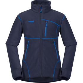 Bergans Runde Jacket Youth navy/athens blue